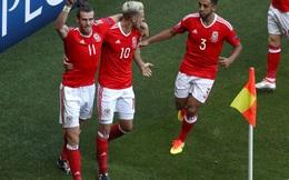 """Xứ Wales 1-0 Bắc Ireland: """"Siêu nhân"""" Bale ra tay"""