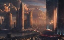Xin chào đến với thành phố tương lai năm 2045