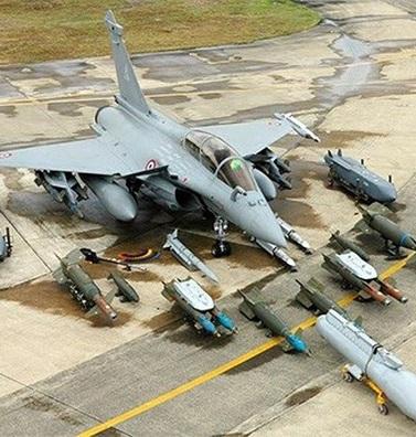 Làm chủ những lĩnh vực thế mạnh - Vũ khí Pháp mang tầm toàn cầu