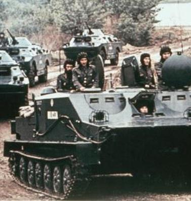 Belarus mời Việt Nam nâng cấp xe thiết giáp BTR-50