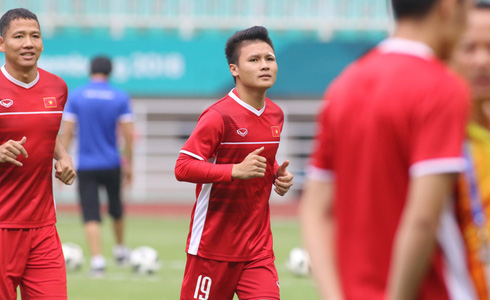 TRỰC TIẾP U23 Việt Nam 1-3 U23 Hàn Quốc: Minh Vương lập siêu phẩm đá phạt 4