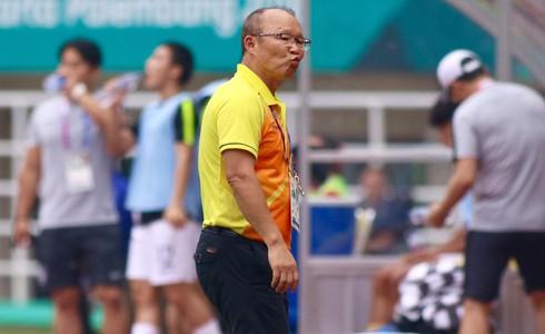 TRỰC TIẾP U23 Việt Nam 1-3 U23 Hàn Quốc: Minh Vương lập siêu phẩm đá phạt 1