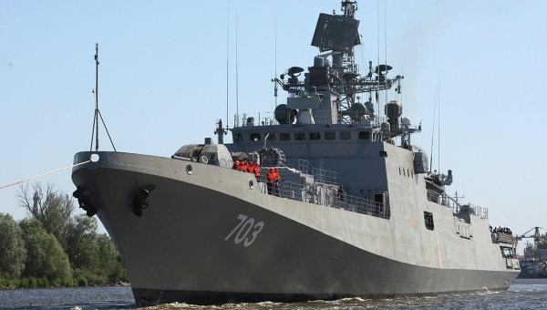 Ấn Độ sắp nhận khinh hạm cuối cùng trang bị tên lửa BrahMos từ Nga