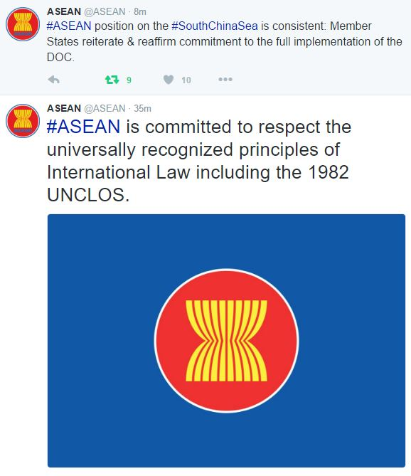 Tòa trọng tài thường trực ra phán quyết vụ kiện biển Đông - Ảnh 1.