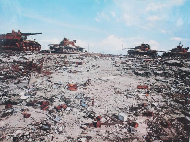 Cú lật cánh táo bạo, hiểm hóc của Quân đoàn 2 mùa Xuân 1975: Cắt phăng Thừa Thiên Huế - Ảnh 1.