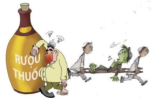 Rượu thuốc có cường tráng như đồn thổi? - Ảnh 1.