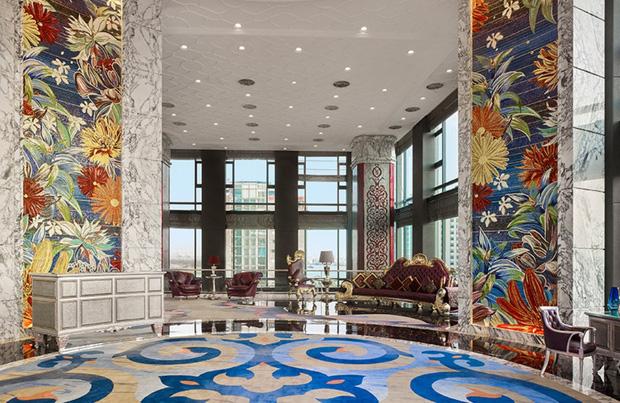 Thông tin hiếm về đám cưới Bảo Thy: Chỉ 5 nghệ sĩ tham dự, tổ chức kín ở khách sạn 6 sao, 350 triệu/đêm phòng đắt nhất - Ảnh 4.