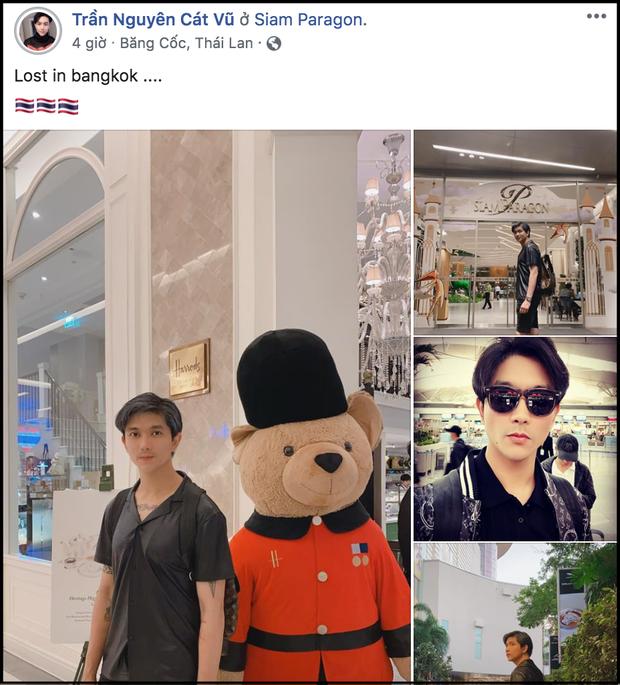 Tim và Trương Quỳnh Anh lại gây hoang mang tột độ: Sánh đôi đi Thái du lịch sau tuyên bố không còn chung nhà - Ảnh 3.