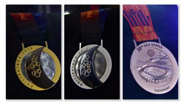 Philippines sử dụng kim loại quý hiếm bậc nhất thế giới, đắt gấp 6 lần Vàng để làm huy chương SEA Games 30 - Ảnh 2.