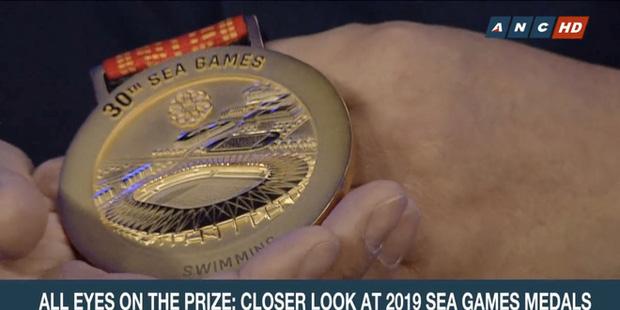 Philippines sử dụng kim loại quý hiếm bậc nhất thế giới, đắt gấp 6 lần Vàng để làm huy chương SEA Games 30 - Ảnh 3.