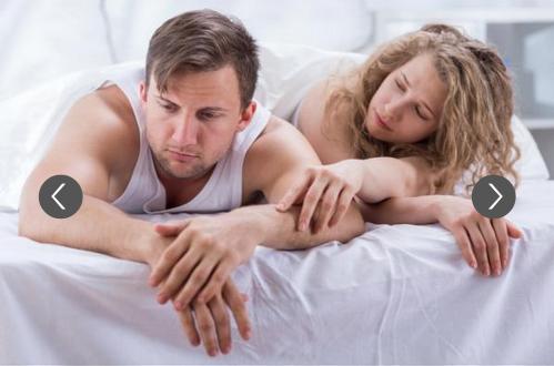 Khi cuộc sống hôn nhân không có sex - Ảnh 1.