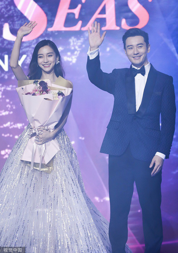 Sau tin đồn mang thai lần 2, Angela Baby - Huỳnh Hiểu Minh tiếp tục khiến netizen mừng rỡ vì động thái ngọt ngào - Ảnh 3.