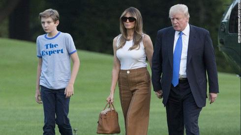 Những bí mật của Đệ nhất phu nhân Mỹ Melania Trump - Ảnh 4.