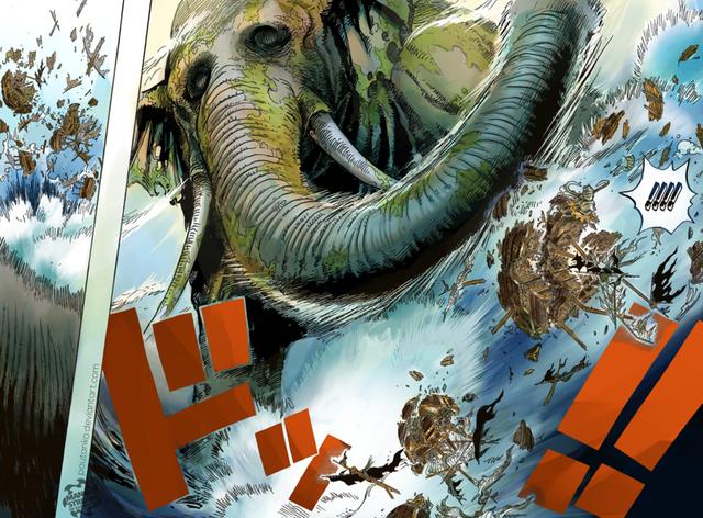 One Piece: Bạn đã biết gì về Pluton, Poseidon và Uranus - 3 món vũ khí cổ đại có sức mạnh hủy diệt thế giới? - Ảnh 4.