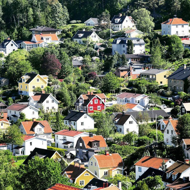 Tròn mắt với loạt kiến trúc độc đáo ở Gothenburg - Thụy Điển: Góc nào cũng bình yên và đẹp tuyệt! - Ảnh 1.