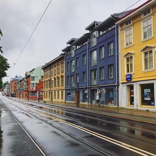 Tròn mắt với loạt kiến trúc độc đáo ở Gothenburg - Thụy Điển: Góc nào cũng bình yên và đẹp tuyệt! - Ảnh 2.
