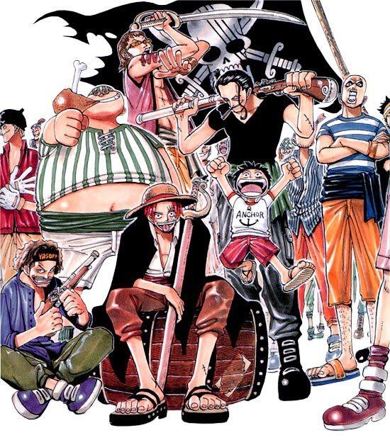 5 lý do chứng minh Tứ Hoàng Shanks không thể là kẻ xấu trong One Piece - Ảnh 6.