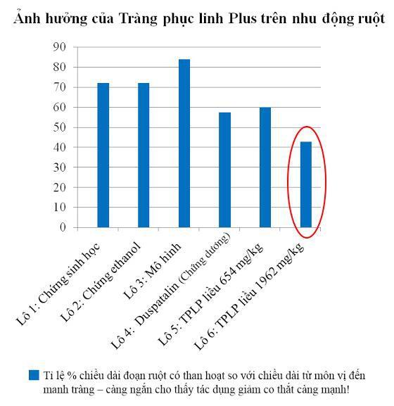 Tràng Phục Linh Plus - Đột phá mới hỗ trợ điều trị viêm đại tràng co thắt của người Việt - Ảnh 2.