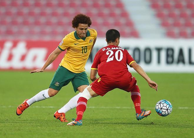 Úc kỳ vọng chung bảng với Việt Nam ở vòng loại World Cup 2022 - Ảnh 1.