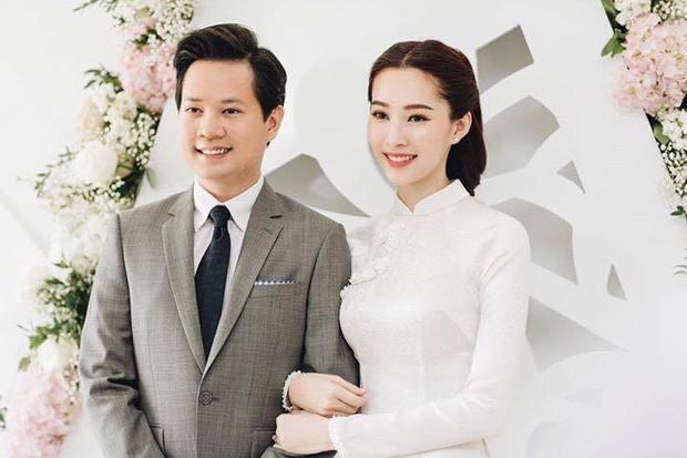Ngoài Cường Đô la - Đàm Thu Trang, showbiz Việt không thiếu những cặp chân dài - đại gia hạnh phúc với cuộc sống gia đình bình yên - Ảnh 4.
