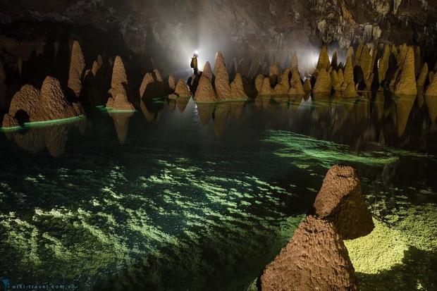 Không chỉ Sơn Đoòng, Việt Nam còn rất nhiều hang động được lên báo quốc tế và được đánh giá là tuyệt vời nhất thế giới - Ảnh 1.