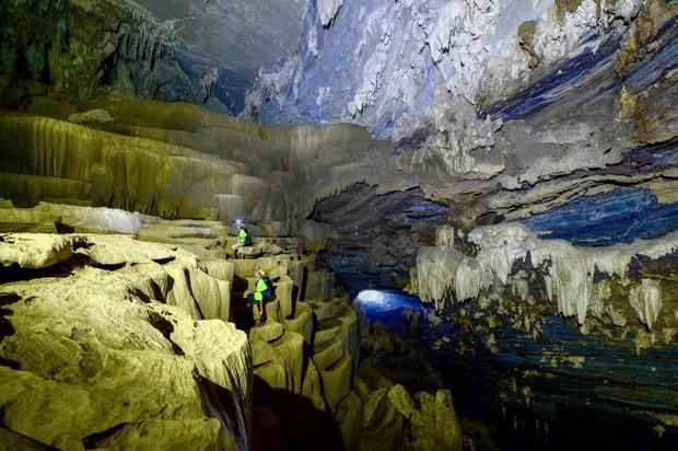 Không chỉ Sơn Đoòng, Việt Nam còn rất nhiều hang động được lên báo quốc tế và được đánh giá là tuyệt vời nhất thế giới - Ảnh 3.