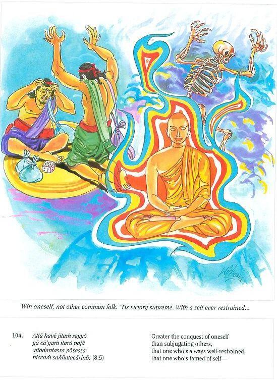 Đức Phật nói có 6 việc xấu không nên làm, tránh được thì nhà nhà yên ấm, giàu có an khang - Ảnh 1.