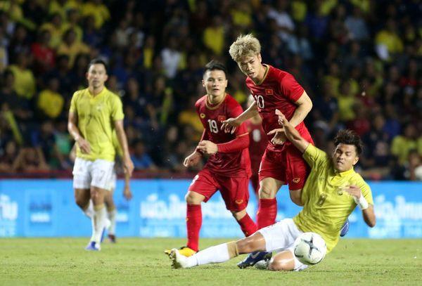Sau 11 năm, tuyển Việt Nam vẫn chưa thắng nổi Thái Lan - Ảnh 1.