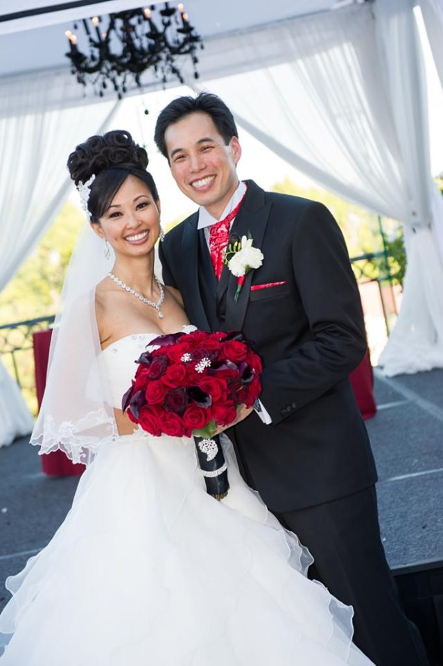 Kỷ niệm 7 năm ngày cưới, Shark Linh tung loạt ảnh ngày này năm ấy và gửi lời cảm ơn cực ngọt ngào đến ông xã - Ảnh 1.