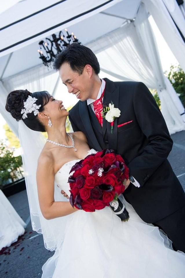 Kỷ niệm 7 năm ngày cưới, Shark Linh tung loạt ảnh ngày này năm ấy và gửi lời cảm ơn cực ngọt ngào đến ông xã - Ảnh 2.