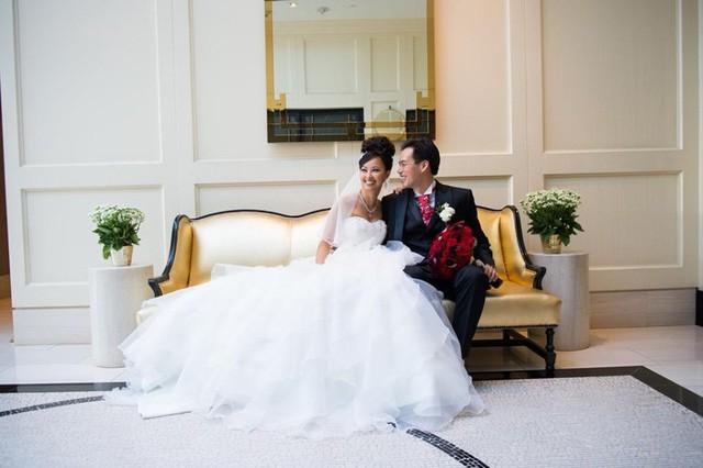 Kỷ niệm 7 năm ngày cưới, Shark Linh tung loạt ảnh ngày này năm ấy và gửi lời cảm ơn cực ngọt ngào đến ông xã - Ảnh 3.