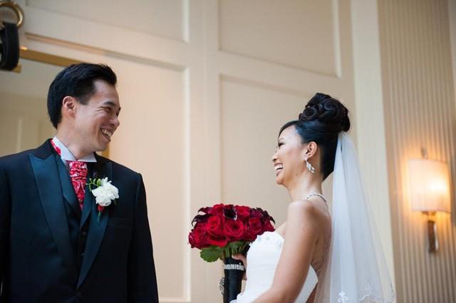 Kỷ niệm 7 năm ngày cưới, Shark Linh tung loạt ảnh ngày này năm ấy và gửi lời cảm ơn cực ngọt ngào đến ông xã - Ảnh 4.