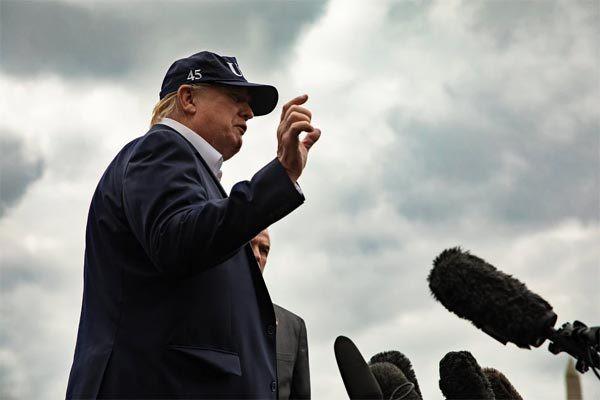 Ông Trump mạnh tay, TQ thấm đòn, Mỹ cũng lao đao - Ảnh 1.