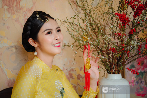 Hoa hậu Ngọc Hân nhìn lại một thập kỷ đăng quang, lần đầu lên tiếng xác nhận về danh tính bạn trai và chuyện đám cưới - Ảnh 1.