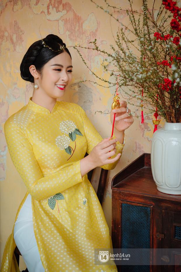 Hoa hậu Ngọc Hân nhìn lại một thập kỷ đăng quang, lần đầu lên tiếng xác nhận về danh tính bạn trai và chuyện đám cưới - Ảnh 11.