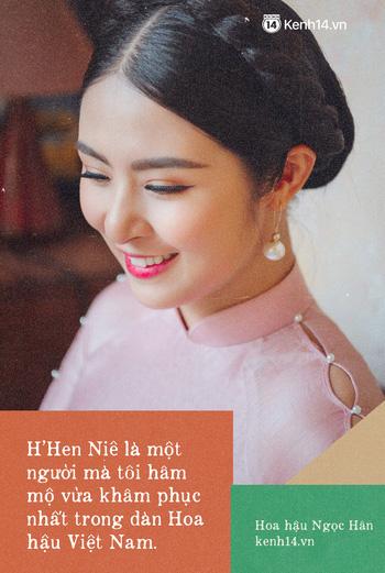 Hoa hậu Ngọc Hân nhìn lại một thập kỷ đăng quang, lần đầu lên tiếng xác nhận về danh tính bạn trai và chuyện đám cưới - Ảnh 5.