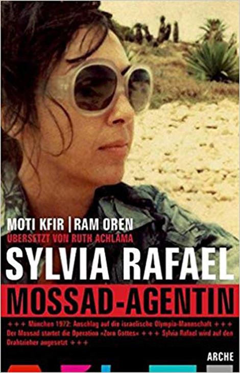 Những bóng hồng của Tình báo Mossad - Ảnh 2.