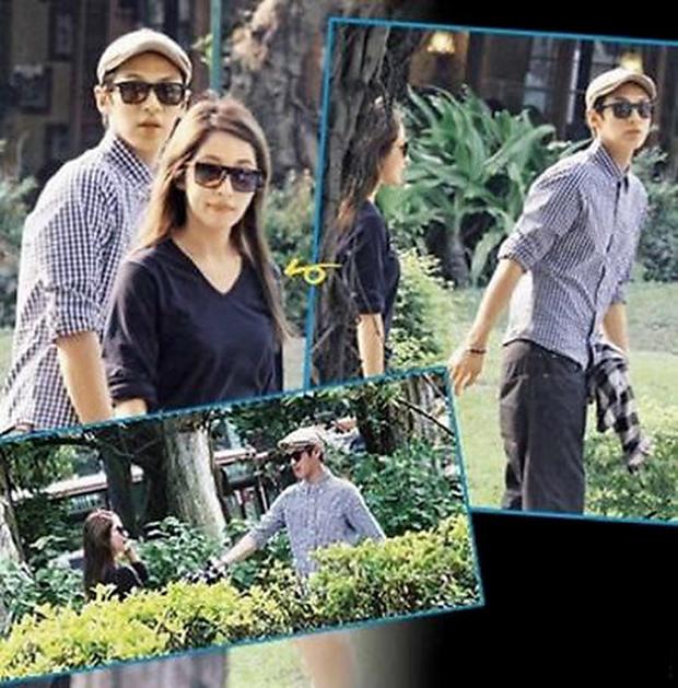 Diva Đài Loan nổi tiếng về những mối tình với trai trẻ - Ảnh 2.