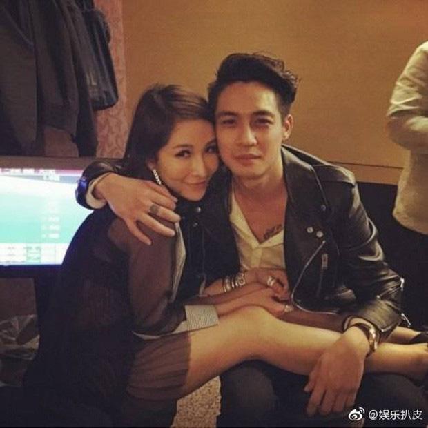 Diva Đài Loan nổi tiếng về những mối tình với trai trẻ - Ảnh 3.