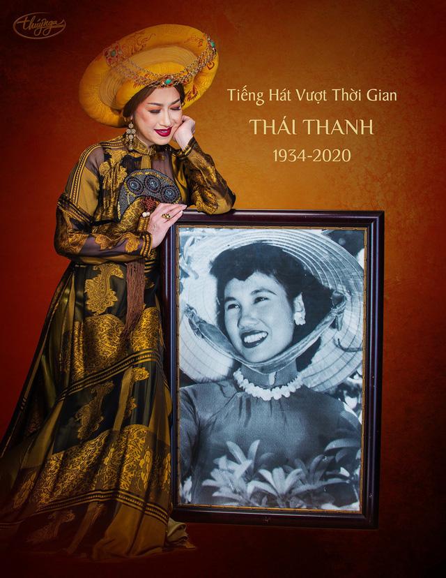 Nhà thơ Đỗ Trung Quân: Không ai đủ tư cách phong tặng cho Thái Thanh ngoài... thời gian - Ảnh 2.
