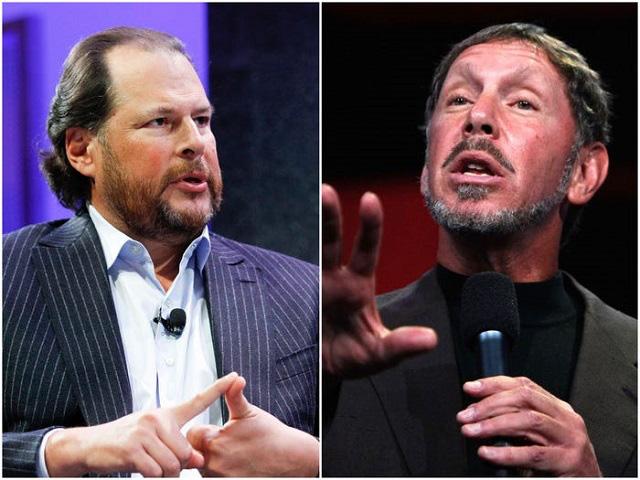 Những cặp CEO nổi tiếng đối đầu nhau tại Thung lũng Silicon - Ảnh 1.