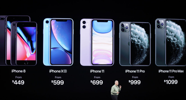 4 tuyệt chiêu thông minh của Apple giúp iPhone 11 lấy lại phong độ sau 4 quý sụt giảm doanh thu trước đó - Ảnh 3.