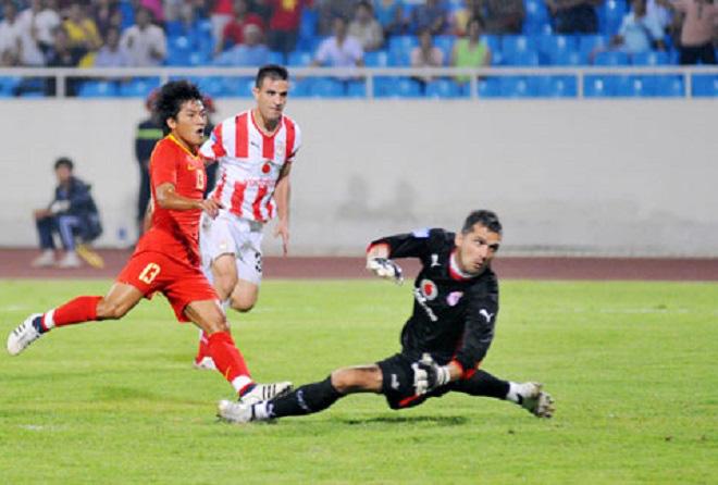 Thần tài nhảy múa ở Mỹ Đình, giúp ĐT Việt Nam hạ khách quen của UEFA Champions League - Ảnh 4.