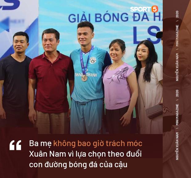 Nguyễn Xuân Nam: Cánh chim lạc đàn trở về từ miền đất của nắng và gió - Ảnh 10.