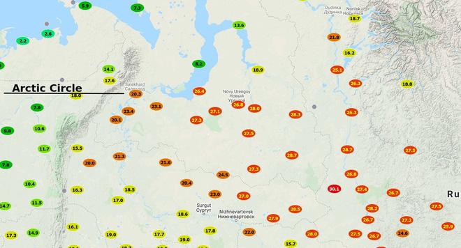 Kỷ lục đáng lo ngại: Bắc Cực tuần này nóng tới 30 độ C - Ảnh 1.