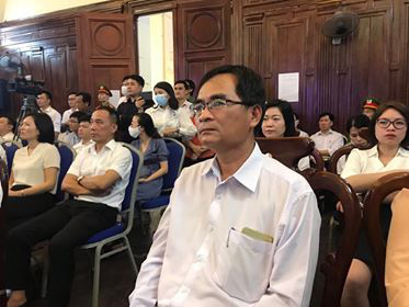 Hội đồng Thẩm phán tòa tối cao bắt đầu công bố quyết định giám đốc thẩm vụ án Hồ Duy Hải - Ảnh 1.