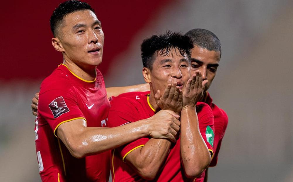 Đội tuyển Trung Quốc được thưởng gần 1 triệu USD chỉ nhờ trận thắng Việt Nam