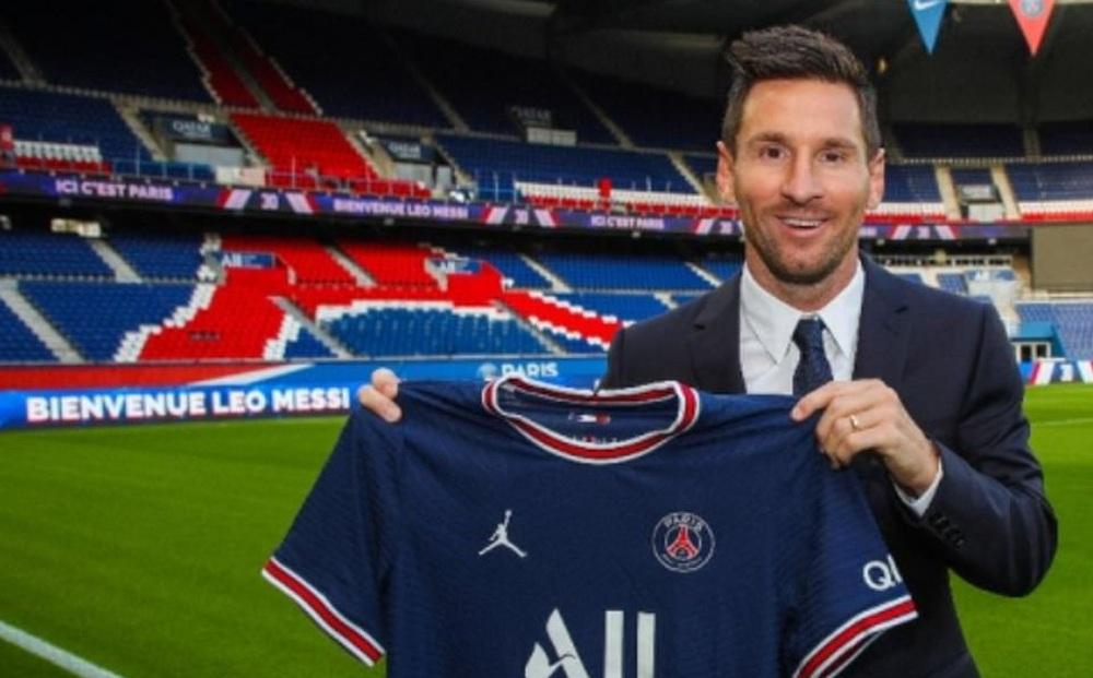 TRỰC TIẾP: Messi chính thức trở thành người PSG, hưởng lương