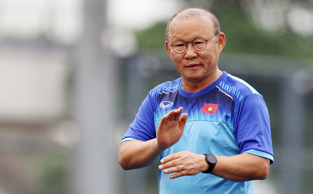 NÓNG: Thầy Park bổ sung cầu thủ cho tuyển Việt Nam, triệu tập gấp quân của bầu Hiển