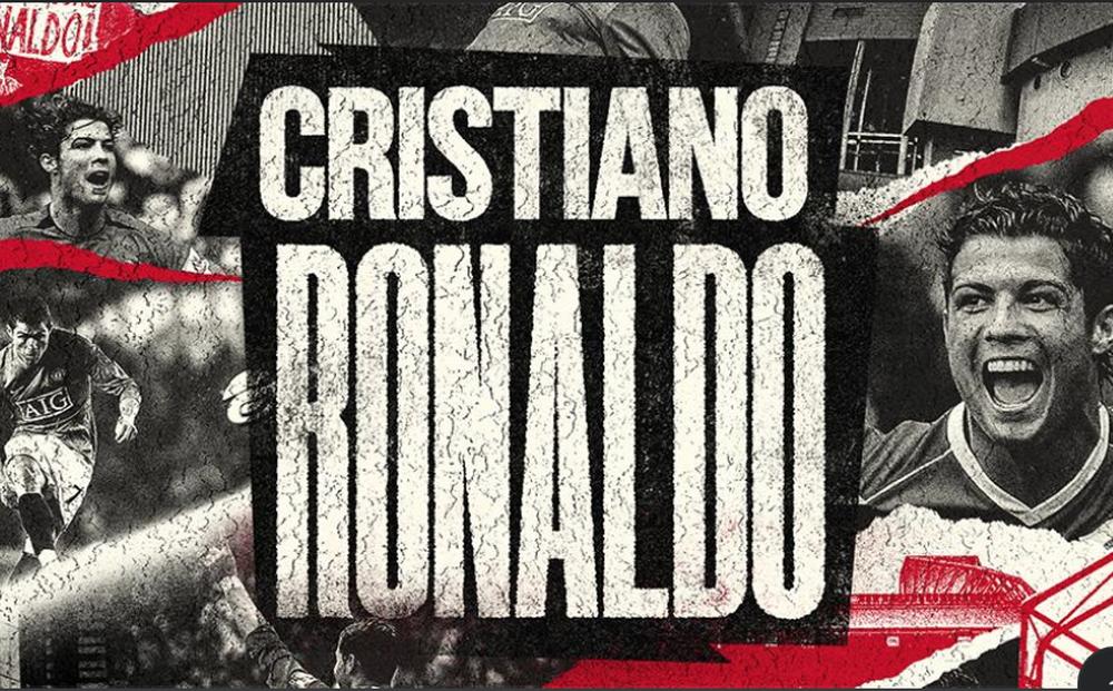 CẬP NHẬT: Ronaldo chính thức trở về Man United với bản hợp đồng 2 năm